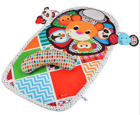 Tummy Time Baby Play Mat