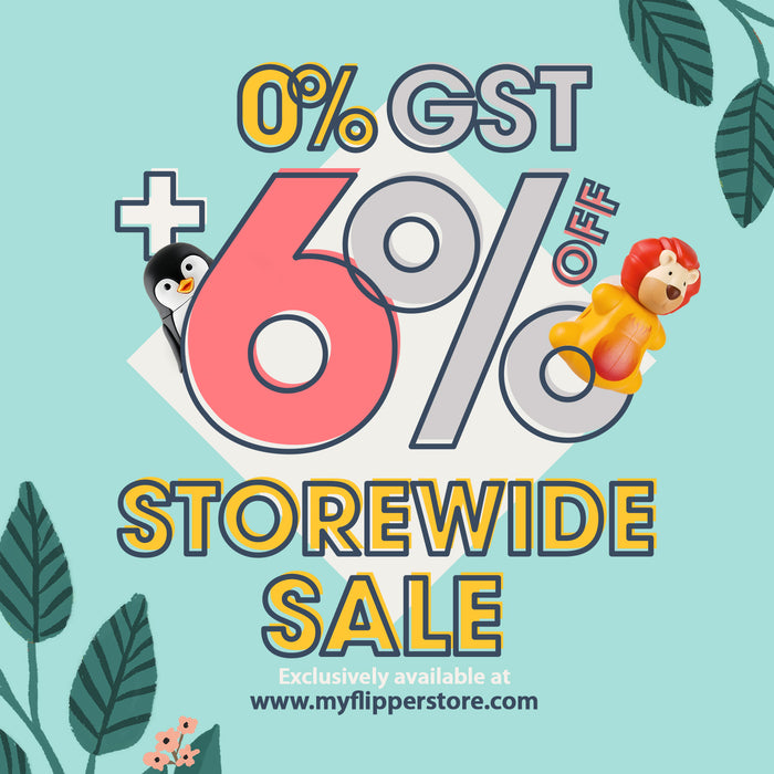 Flipper 0% GST & 6% Off Storewide Sale