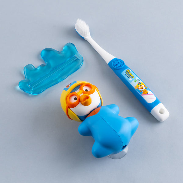 Brush with Pororo & Friends Set