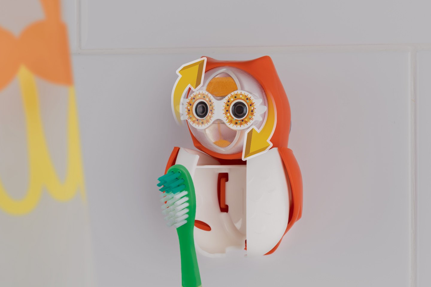 Make Brushing Fantastically Fun