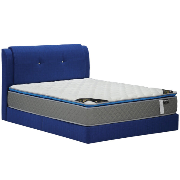 "Solano Online Best Selling 8"" divan Bunky SV (Exclude mattress)"