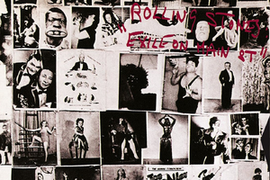 What we're listening to - Exile on Main Street