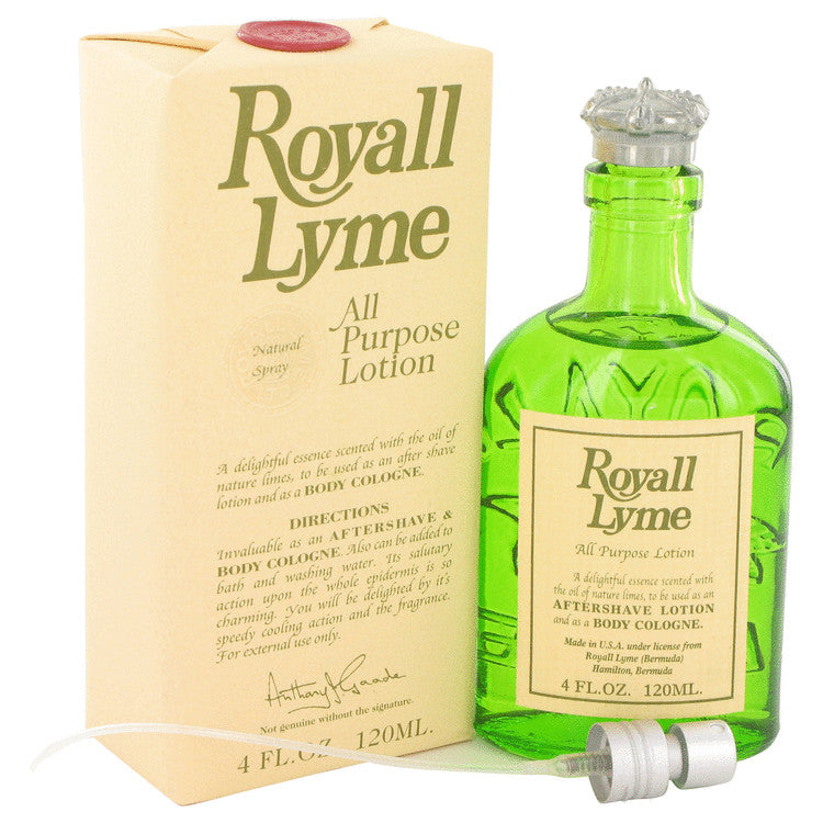 Royall Lyme Men's Fragrance 120ml