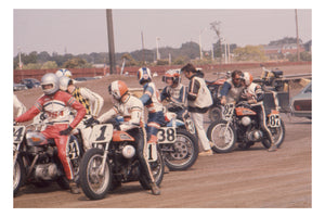 A4 Bruce Brown Two Wheeler Team