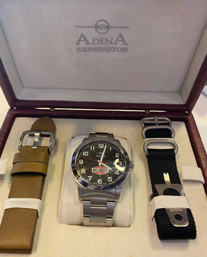 ADINA NOOSA LONGBOARDS SPECIAL EDITION WATCH NK129 S2FB 42MM
