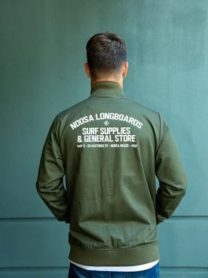 NL Address Bomber Jacket