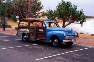 Noosa Woody front on