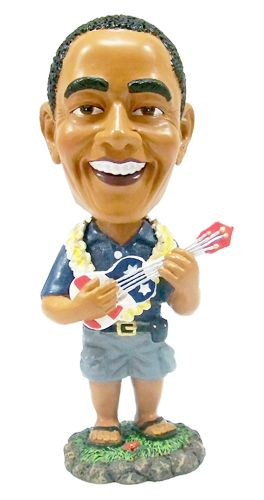 Obama Bobble Head Doll