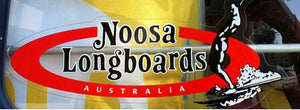 Noosa Longboards sticker