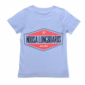 Kids NL Hex Tee Grey