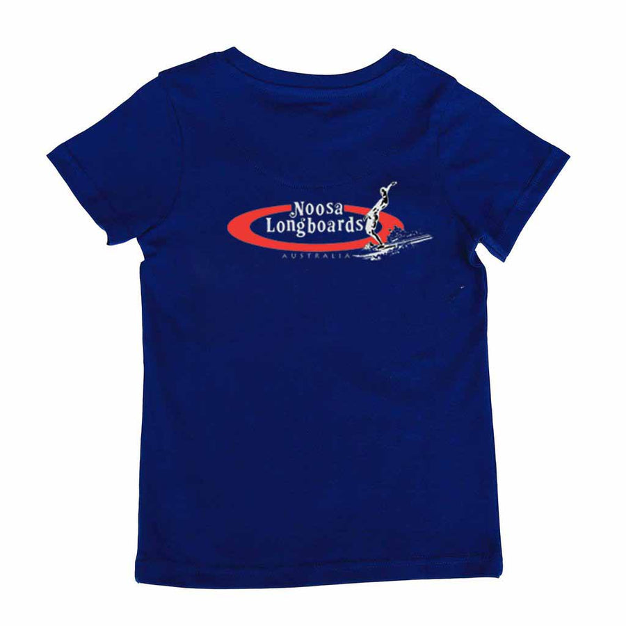 Kids Original Tee Navy