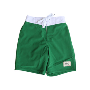 Kids NL Retro Board Short Green