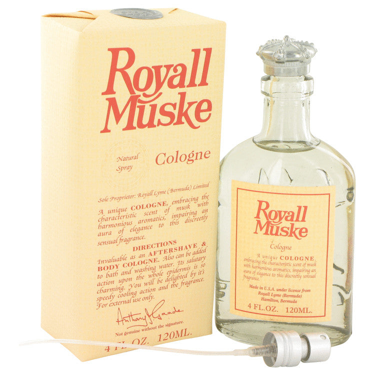 Royall Muske Men's Fragrance 120ml