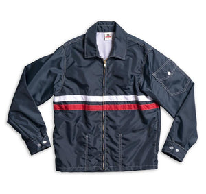 Mens Birdwell Competition Jacket - Navy Red