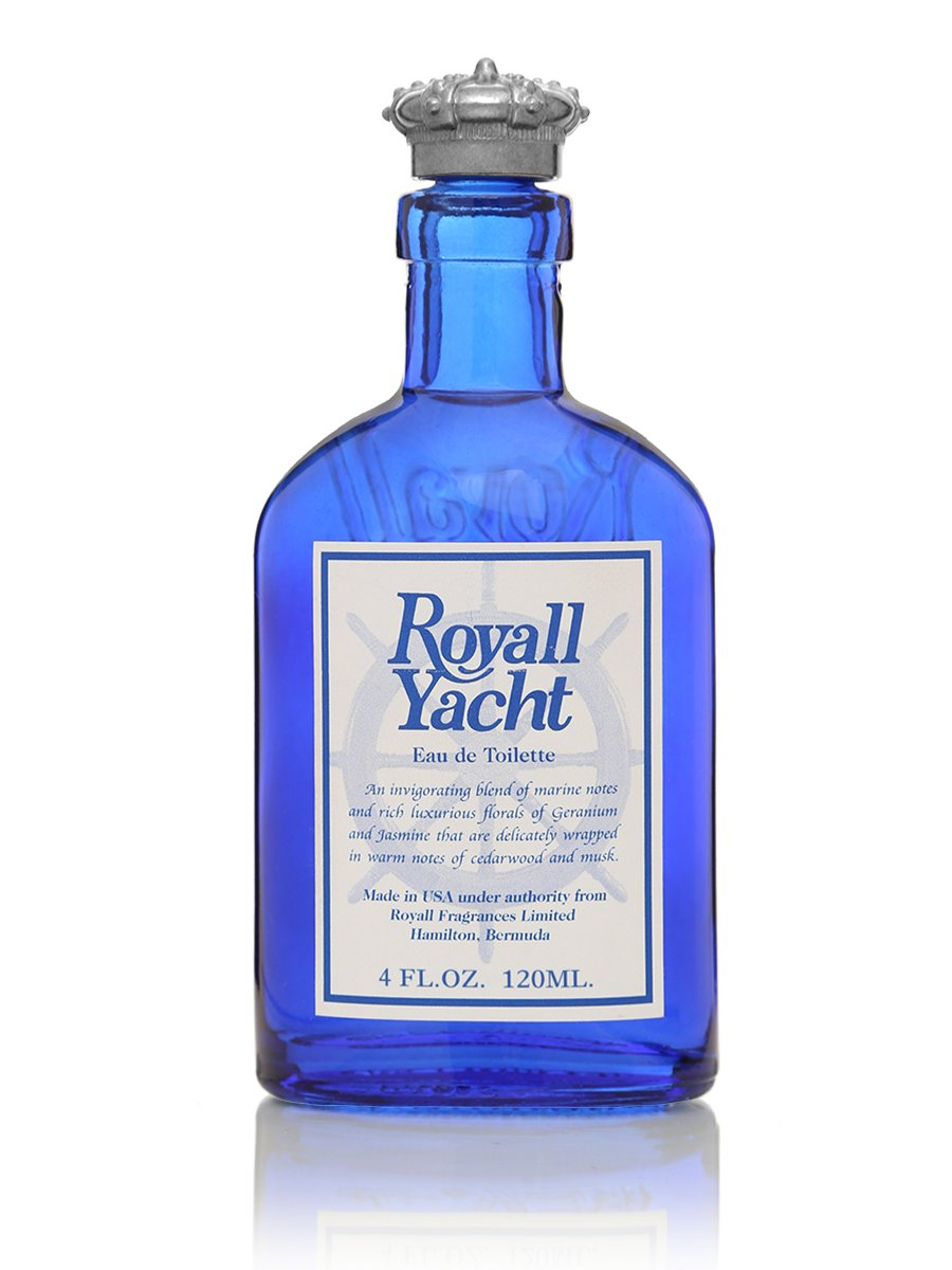 Royall Yacht Men's Fragrance 120ml