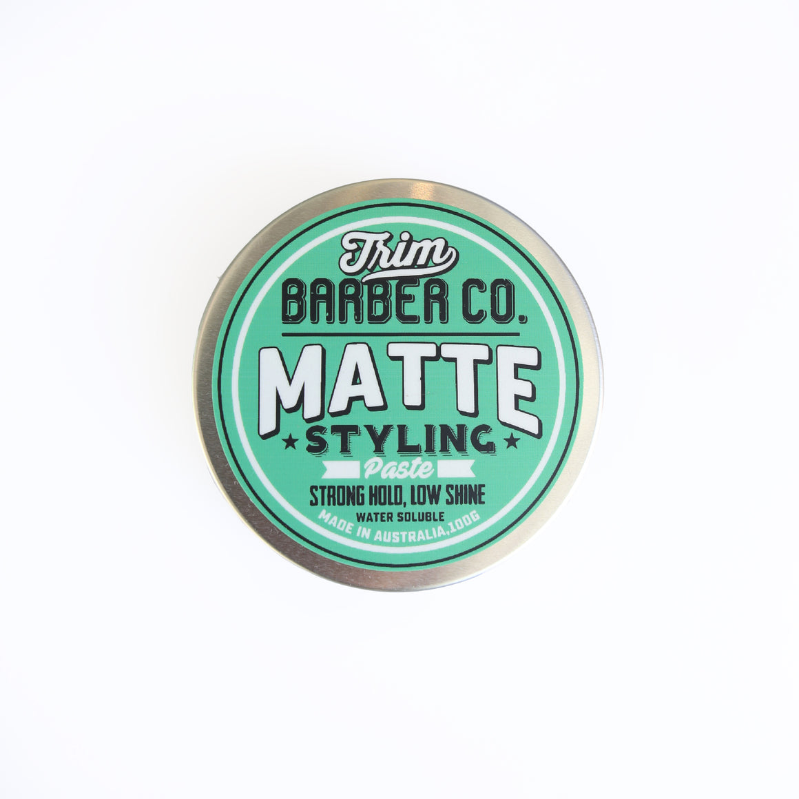 Trim Barber Co Styling Paste Strong Hold