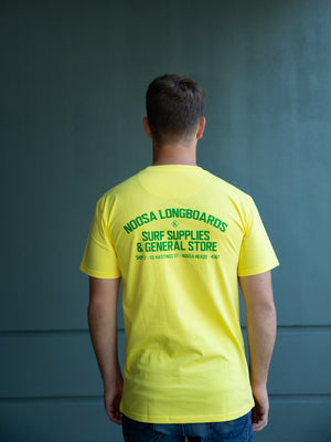 Address Tee Yellow