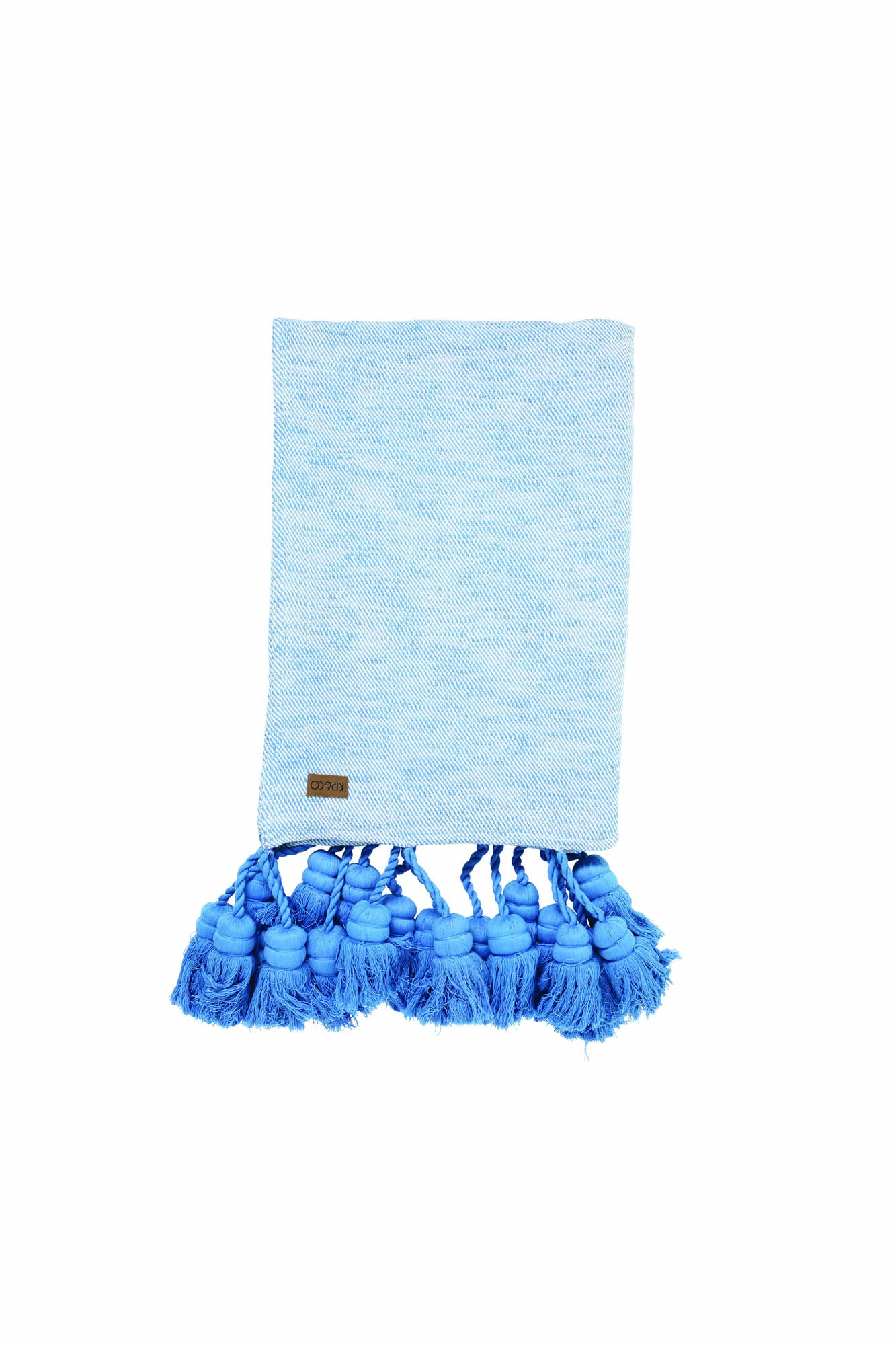 AW17 Kip and Co Marina Tassel Throw