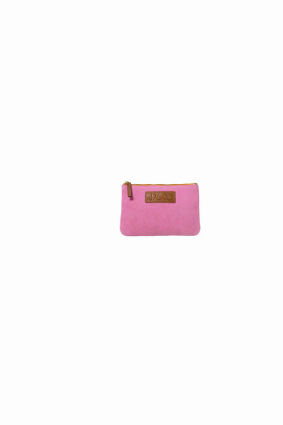 AW17 Kip and Co Mauve Cosmetic Purse