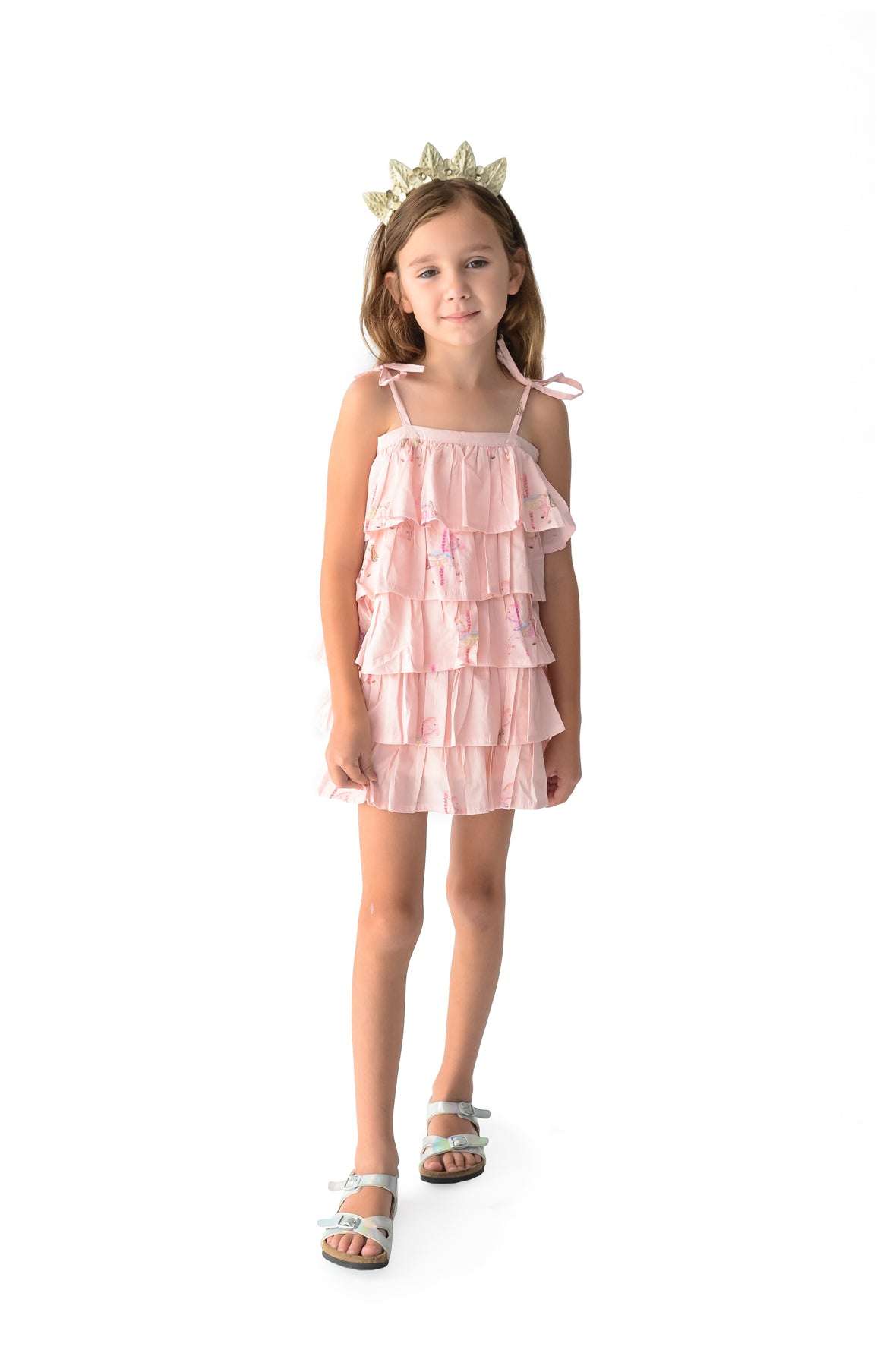 Alex & Ant Frou Frou Dress