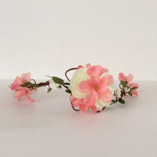 Whimsy Flower Crown for Olivia's Closet