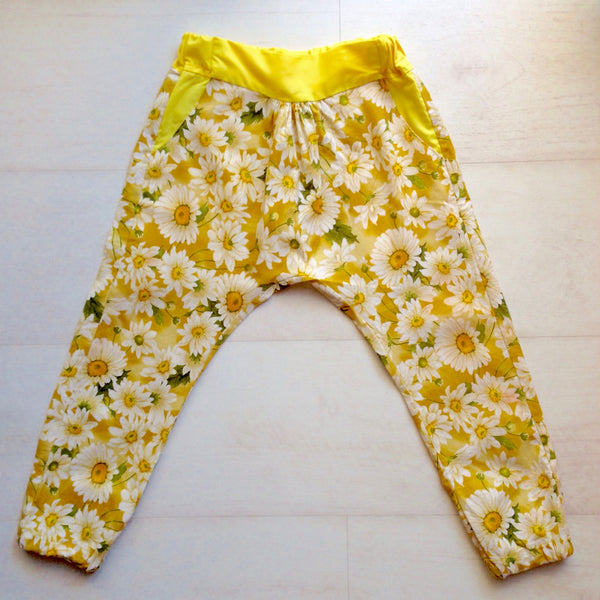 Spring Gypsy Pants - Girls
