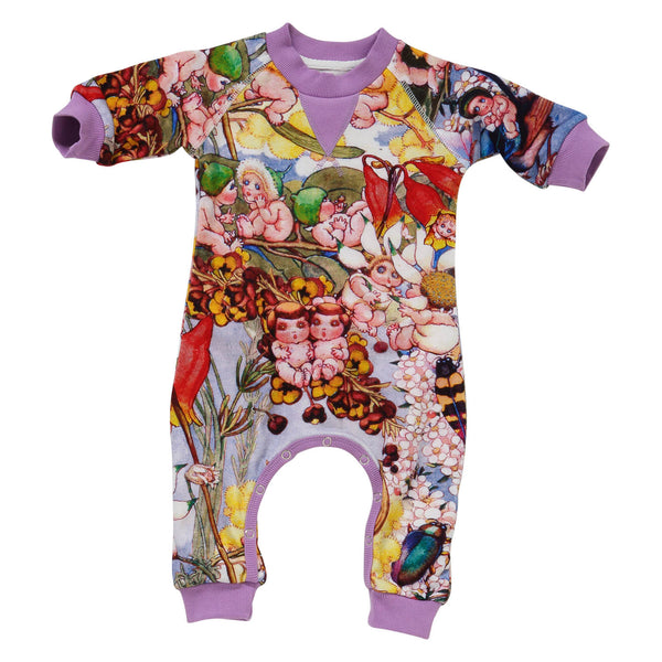 KIP&CO X MAY GIBBS THE SWEET BABIES BABY ROMPER