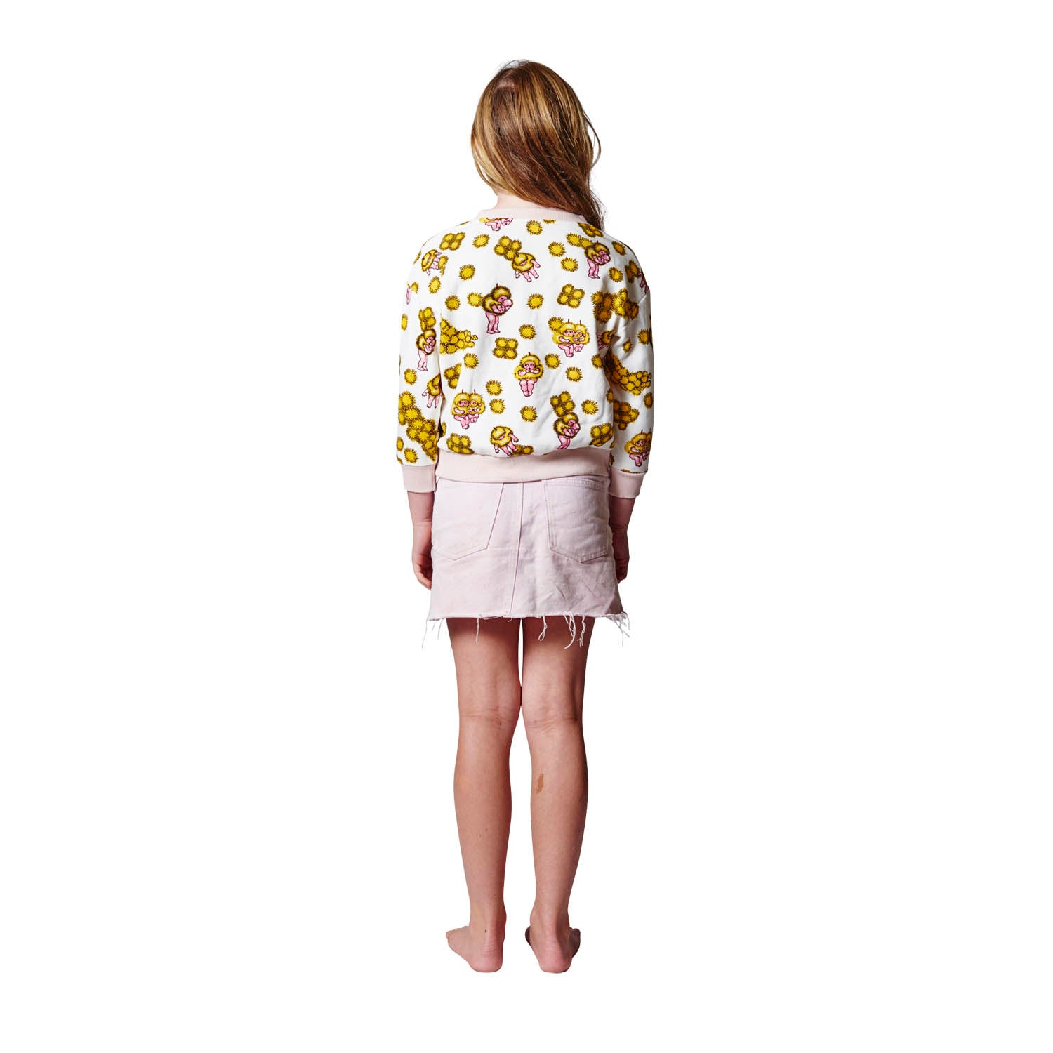 KIP&CO X MAY GIBBS WATTLE BABIES SWEATER