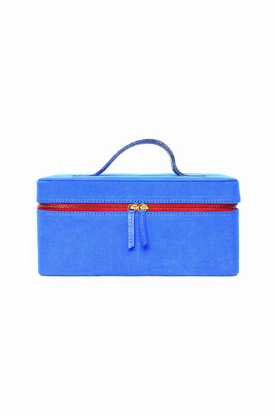 AW17 Kip and Co Electric Blue Toiletry Case
