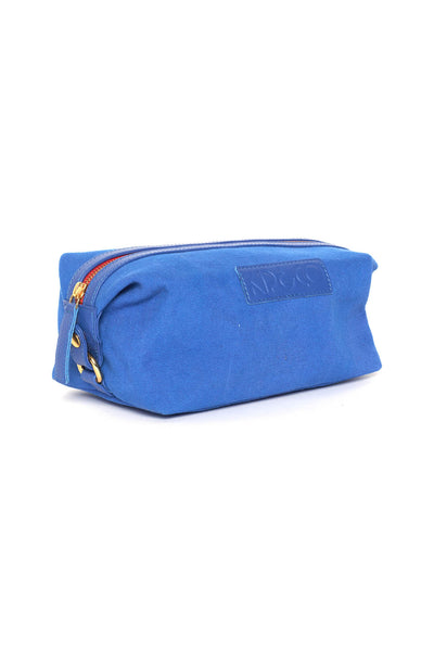 AW17 Kip and Co Electric Blue Toiletry Bag
