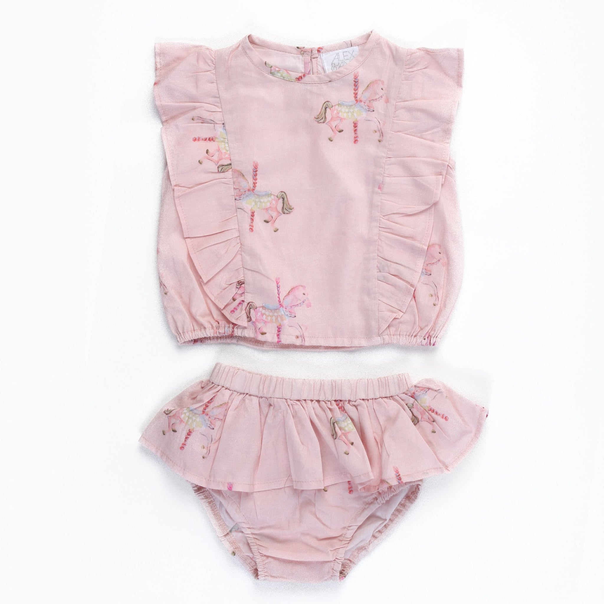 Alex and Ant Paris Frill Set