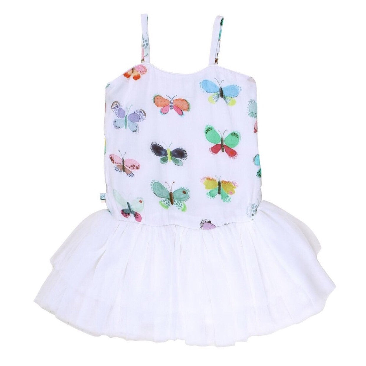 Alex & Ant Butterfly Tutu Dress