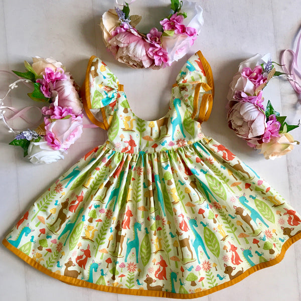 Woodlands Dress