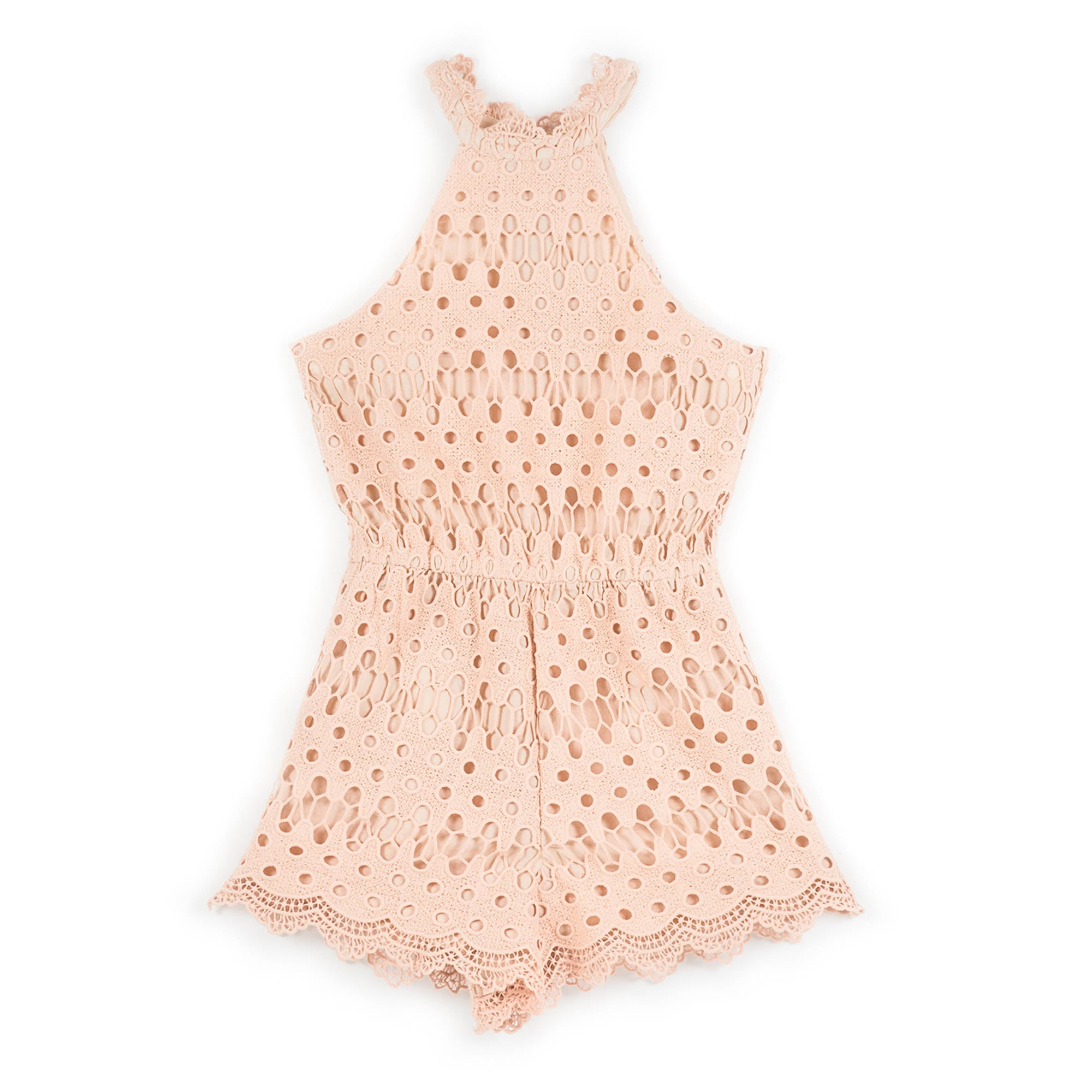 Pretty Lace Romper