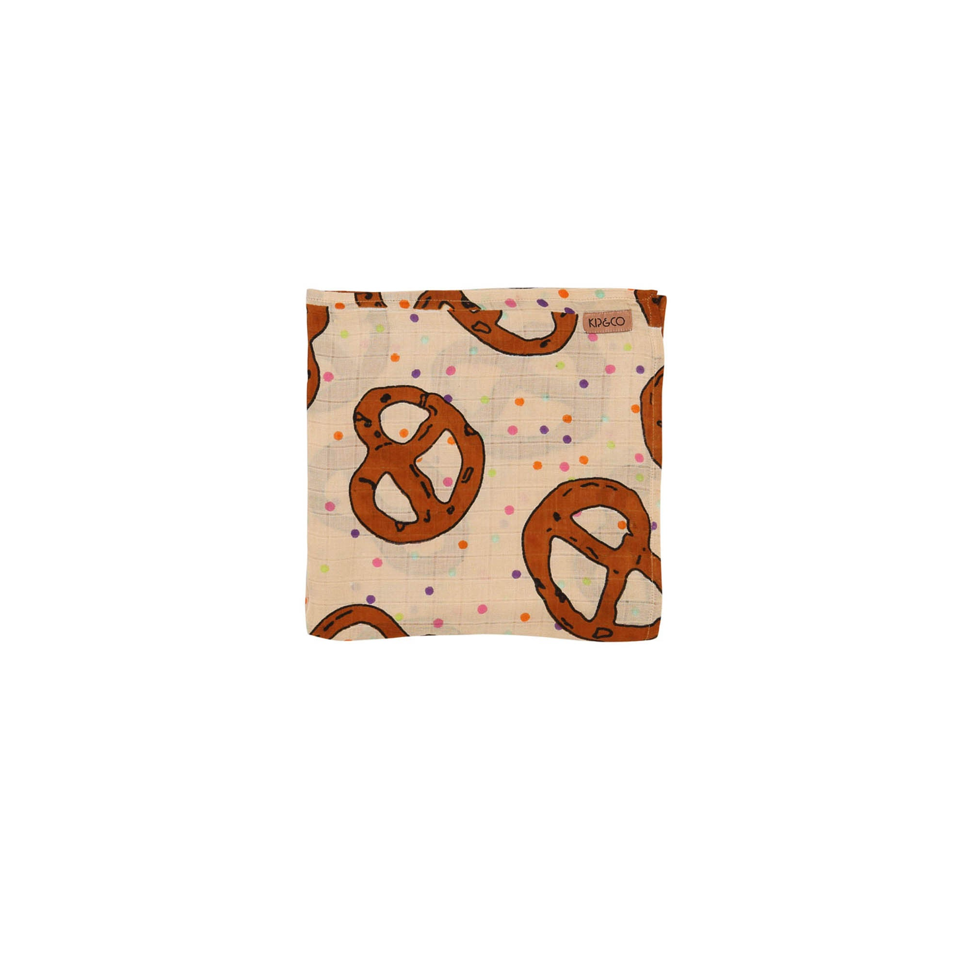 SS16 Bottlo and Pretzel Nap Wrap (pack of 2 swaddles)