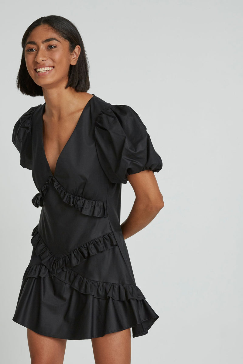The Jones Dress 2.0 in Black