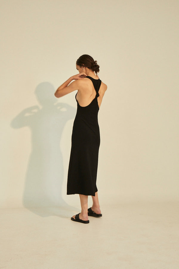 Knot Looking Back Dress