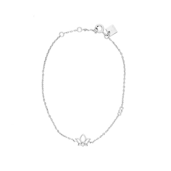 By Charlotte Enlighten Bracelet Silver