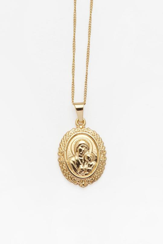 Reliquia Mother Mary Necklace