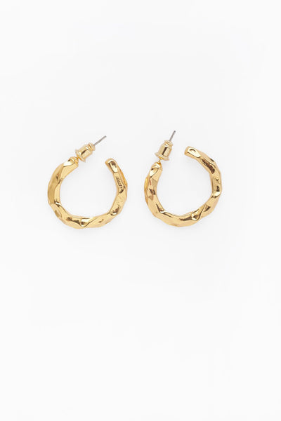 Reliquia Burning Desire Hoops Earrings