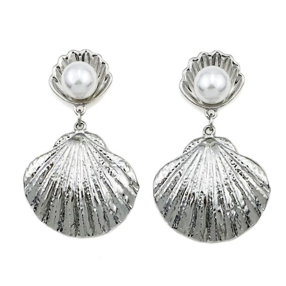 Luxe Essentials The Ariel Earrings Silver