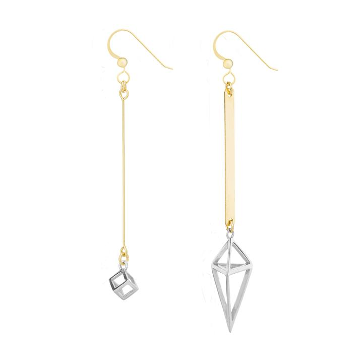 Elvis et Moi The Pendulum Earrings