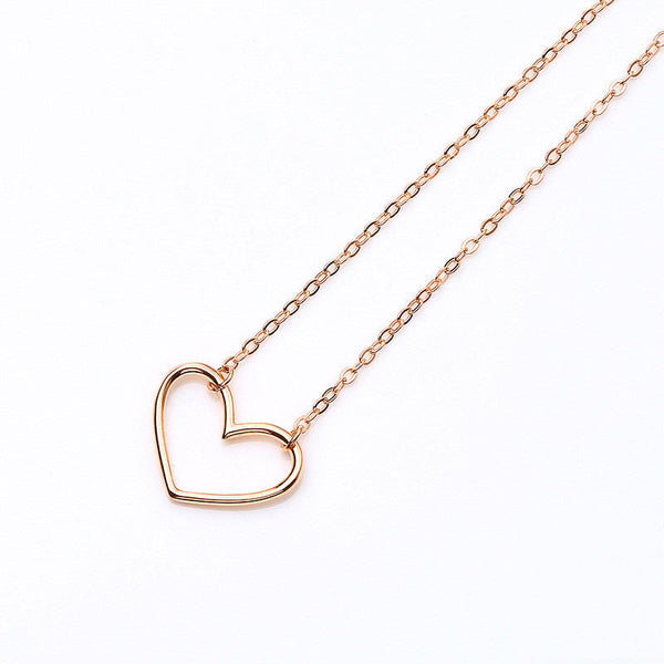 Luxe Essentials The Heart Necklace