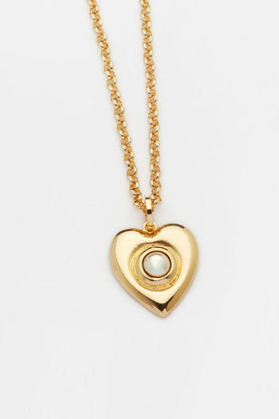 Reliquia Heart of Gold Small Necklace