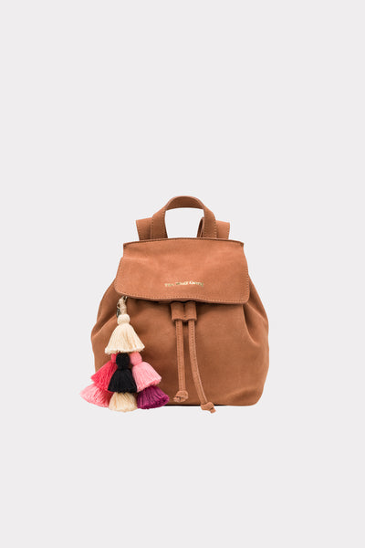 The Wolf Gang Mini Mochila Backpack Terracotta