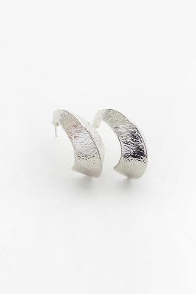 Reliquia Crescendo Earrings White Gold