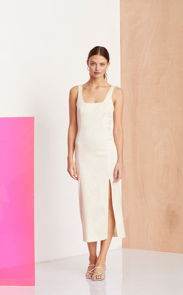 Bec & Bridge Ze'Bre Midi Dress