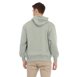 COTTONOLOGY HOODIE SIDNEY MINT