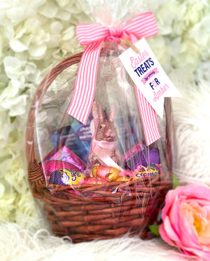 PERSONALISED EASTER HAMPERS - NAME YOUR BUDGET! - Georgie & Moon