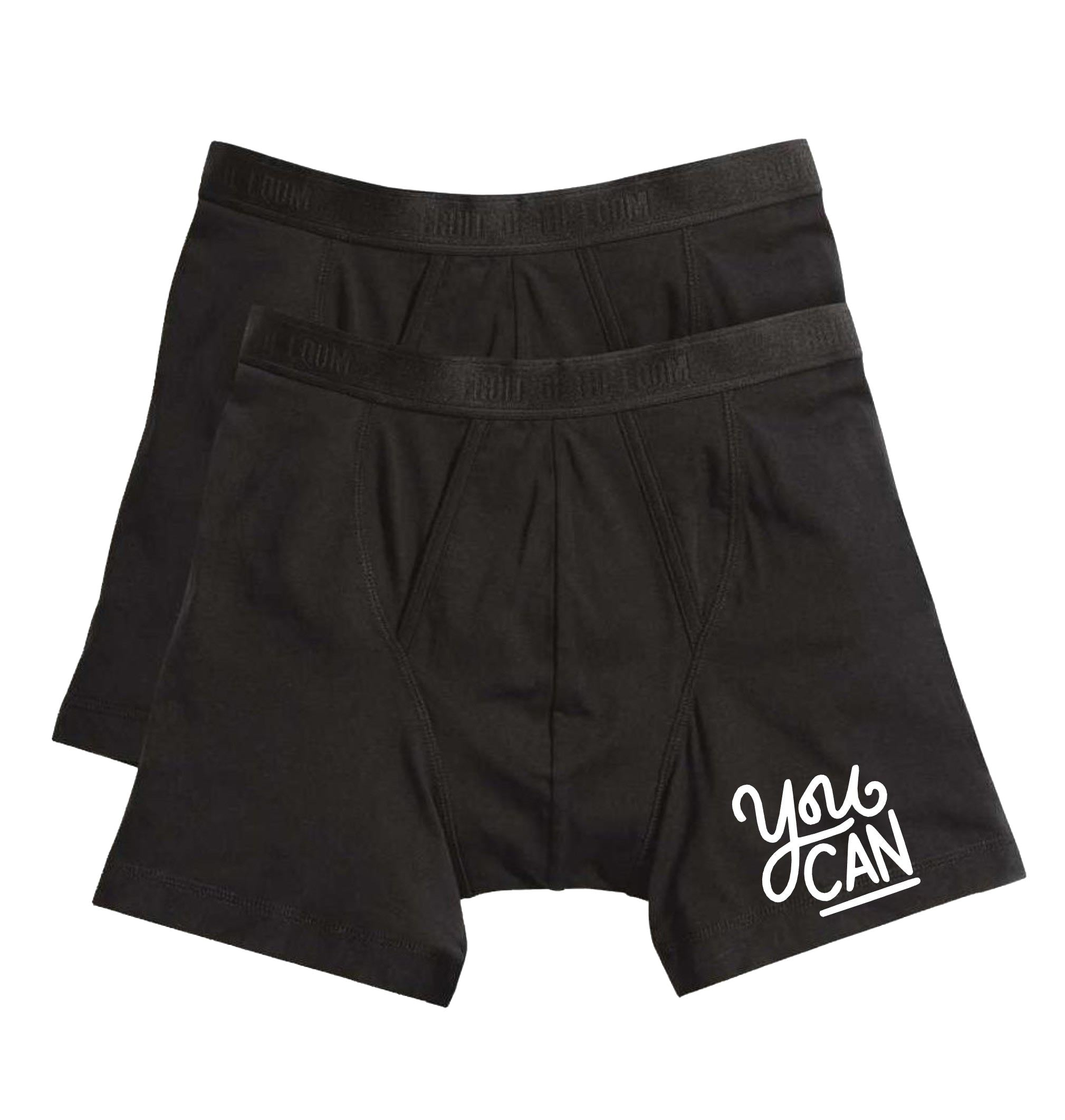 UNDERWEAR FOR MEN | BOXER BRIEFS - YOU CAN - Georgie & Moon